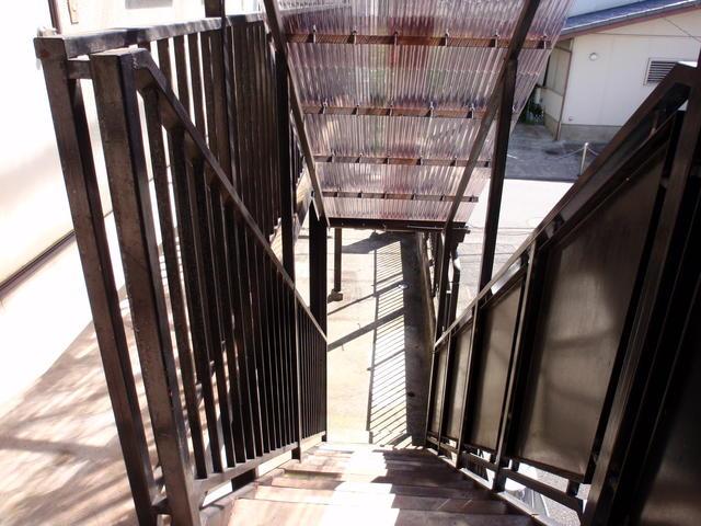 賃貸情報002|階段
