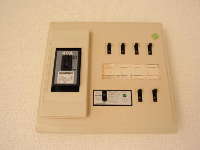 賃貸006|分電盤